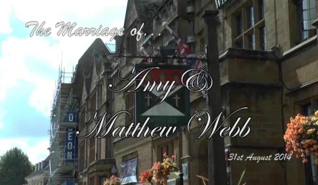 Amy & Matt Wedding Thumbnail